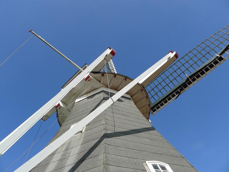 Rysumer Mühle - Quelle: Pixabay