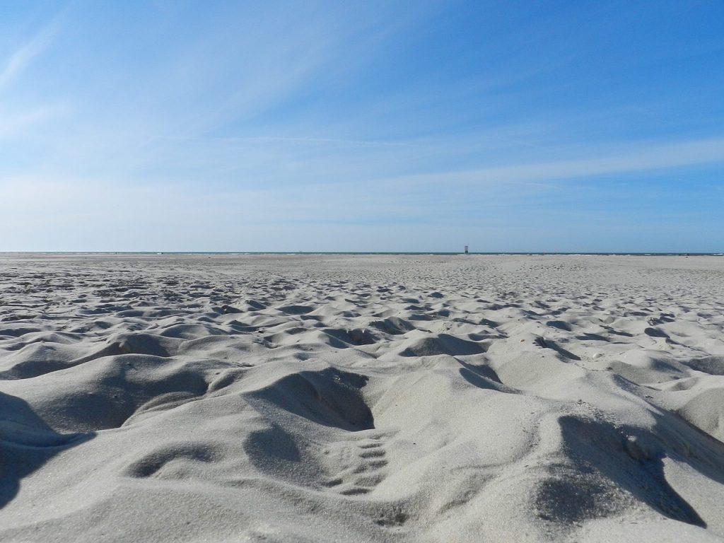 """Juist - """"Die längste und schönste Sandbank der Welt"""""""