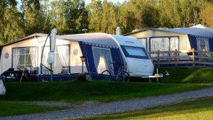 Campingplatz im Ostfrieslandkrimi Tödliches Campen