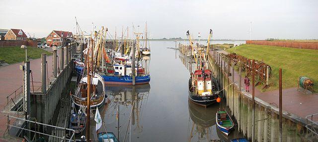 Ditzum Hafen
