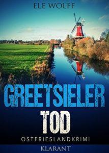 Cover Ostfriesenkrimi Greetsieler Tod