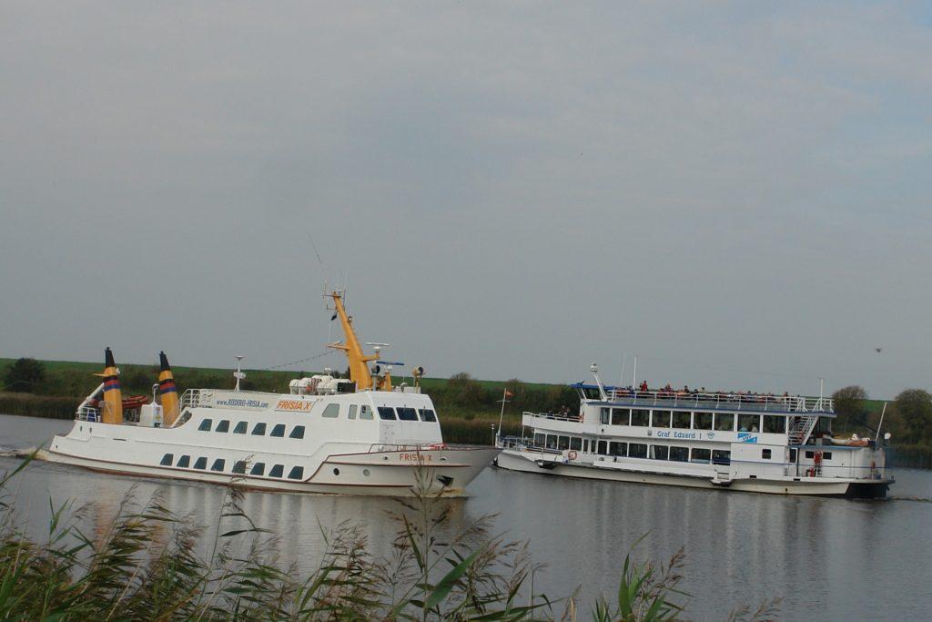Graf Edzard I und Frisia X