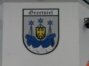 Greetsiel Wappen
