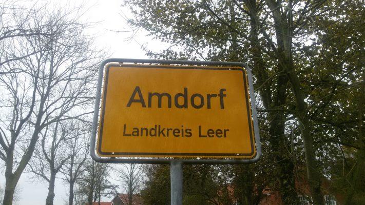 Amdorf im Landkreis Leer