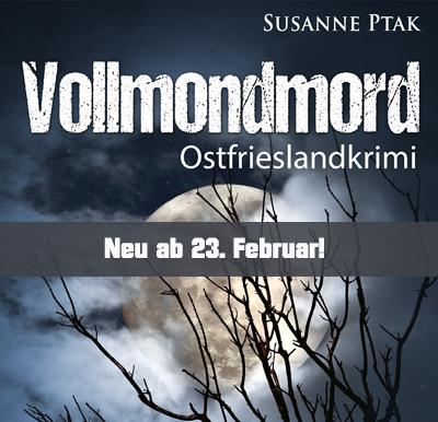 Ostfrieslandkrimi Vollmondmord