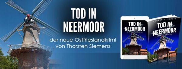 Ostfrieslandkrimi Tod in Neermoor