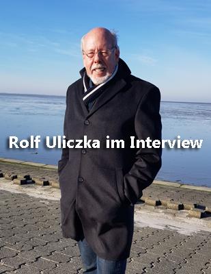 Ostfrieslandkrimiautor Rolf Uliczka im Interview