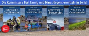 Die Kommissare Bert Linnig und Nina Jürgens ermitteln in Serie