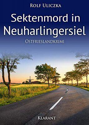 Cover Ostfriesenkrimi Sektenmord in Neuharlingersiel