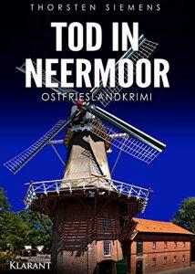 Cover Ostfrieslandkrimi Tod in Neermoor