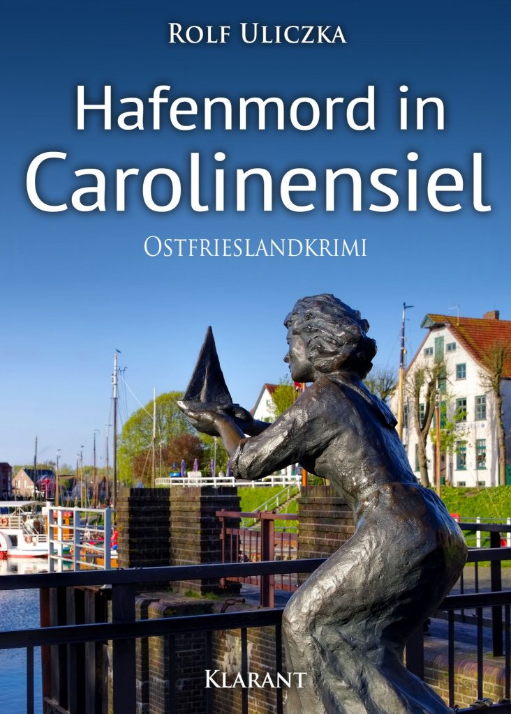 Hafenmord Ostfrieslandkrimi Cover