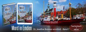 Vorbestellen Ostfrieslandkrimi Mord in Emden