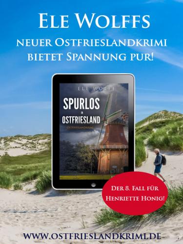 Banner Spurlos in Ostfriesland