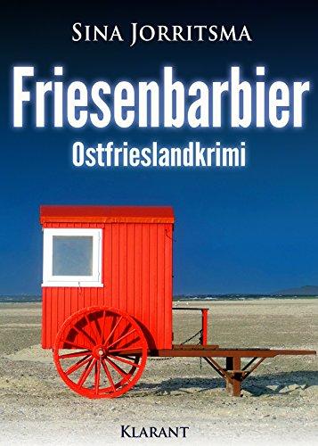 Cover Ostfrieslandkrimi Friesenbarbier