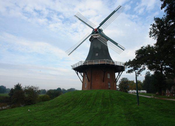 Grüne Mühle Greetsiel