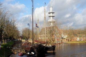 Seehafenstadt Emden - Quelle: Pixabay
