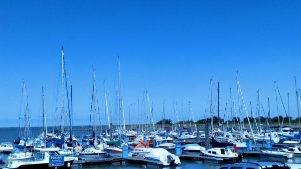 Jachthafen Bensersiel