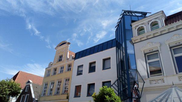 Historische Architektur macht aus Aurich eine liebenswerte Zeitreise