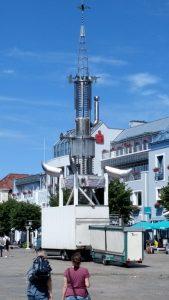 Der Sous Turm am Marktplatz