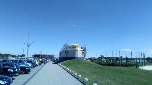 Cafe am Yachthafen