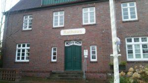 Rathaus Spiekeroog
