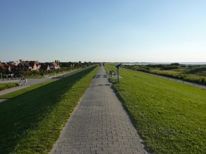 Norddeich Weg