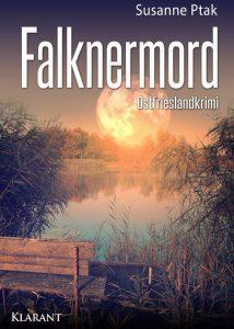 Cover Ostfriesenkrimi Falknermord