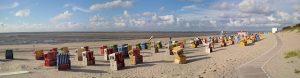 Langeoog Strandkörbe