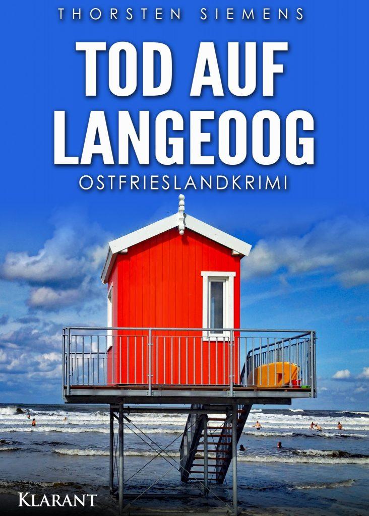 Tod auf Langeoog Ostfriesenkrimi Cover