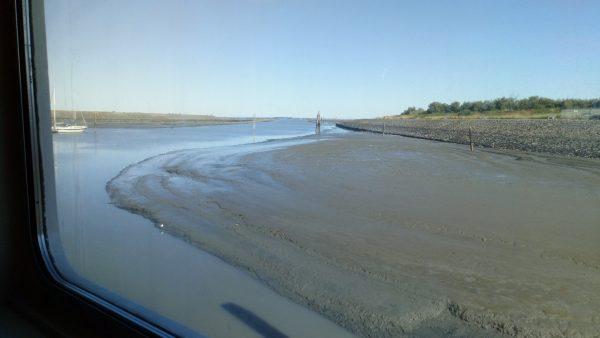 Mit der Fähre nach Langeoog