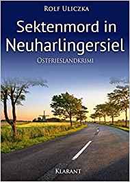 Ostfriesenkrimi Sektenmord in Neuharlingersiel Cover