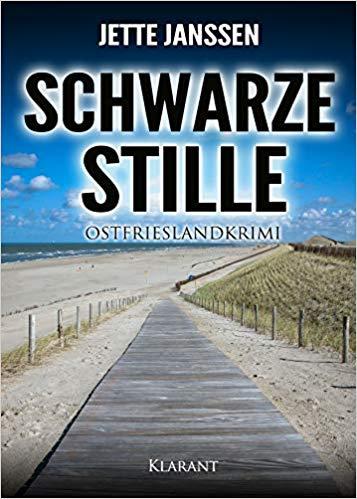 Schwarze Stille Ostfrieslandkrimi Cover