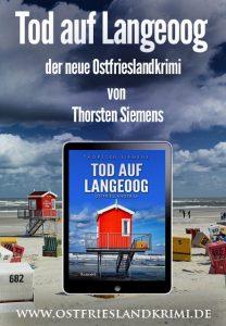 Ostfriesenkrimi Tod auf Langeoog