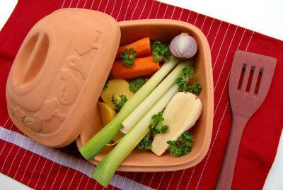 Faber kocht gerne vegetarisch!