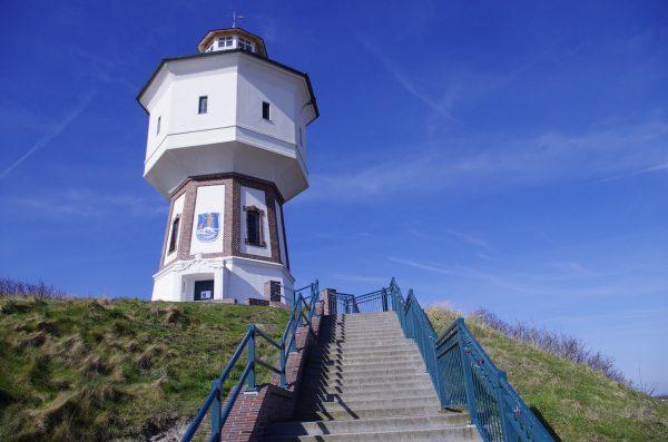 Wasserturm Langeoog - Wahrzeichen der Insel!