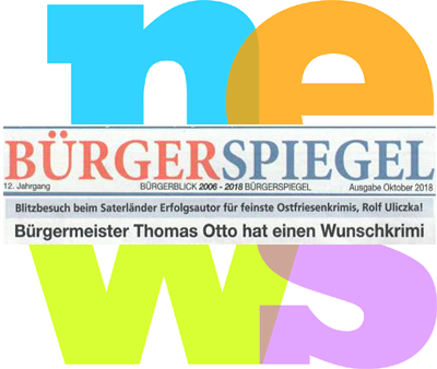 News Presseartikel Rolf Uliczka