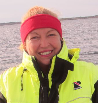 Ostfrieslandkrimiautorin Elke Nansen