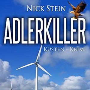 Cover Ostfriesenkrimi Adlerkiller