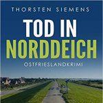 Cover Tod in Norddeich Ostfriesenkrimi