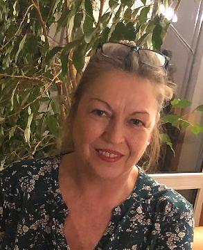 Krimi-Autorin Elke Nansen