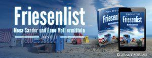 Ostfriesenkrimi Friesenlist