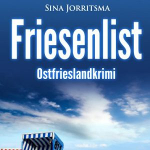 Friesenlist Ostfriesenkrimi Cover