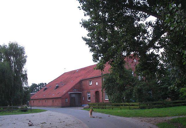 Ein Gulfhaus aus dem Landkreis Leer