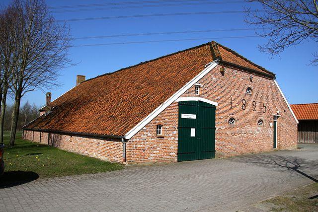 Das Museumsbauernhaus Neemann in Grootegaste