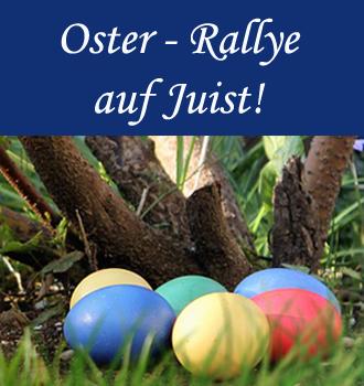 Oster-Rallye auf Juist