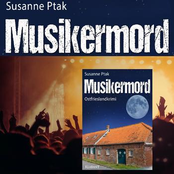 Ostfrieslandkrimi Musikermord