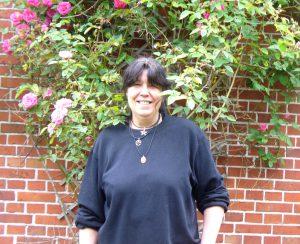 Susanne Ptak Interview im Garten