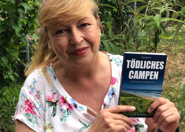 """Elke Nansen und """"Tödliches Campen"""""""