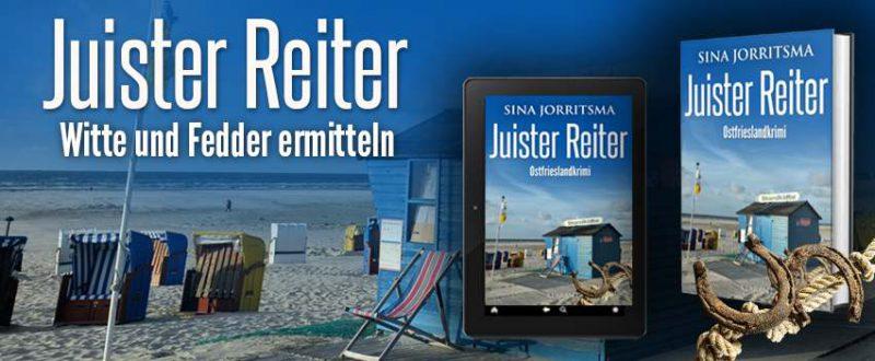 Banner Ostfriesenkrimi Juister Reiter