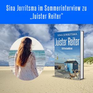Sina Jorritsma im Interview zu Juister Reiter